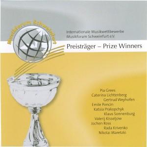 Pristräger - Prize Winners